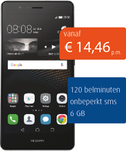 ZakelijkBellen.nl Telefoon Abbonement Huawei