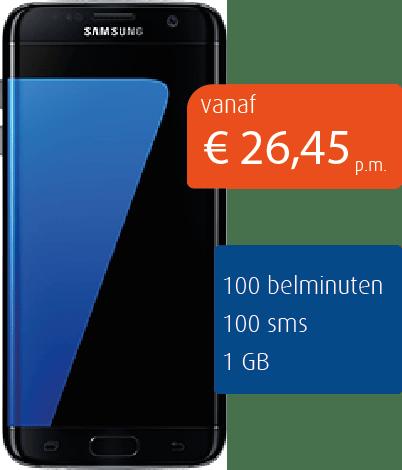 Zakelijkbellen.nl Abbonement Samsung S6