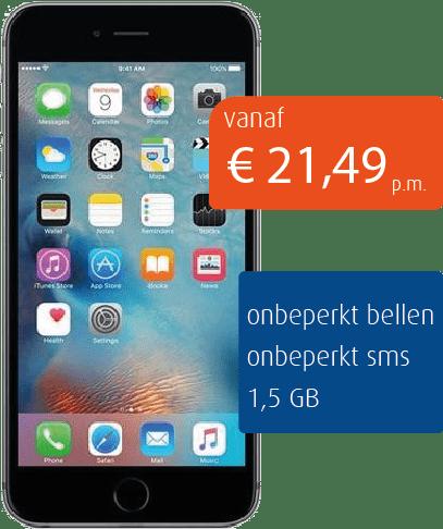 Zakelijkbellen.nl Iphone