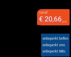 tele2 unlimited sim only zakelijk