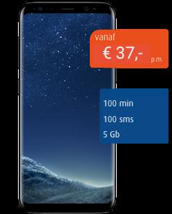 Samsung galaxy S8 zakelijk mobiel