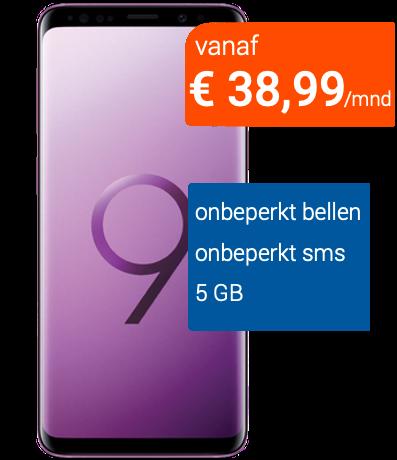 Samsung galaxy s9 64 gb2 zakelijk