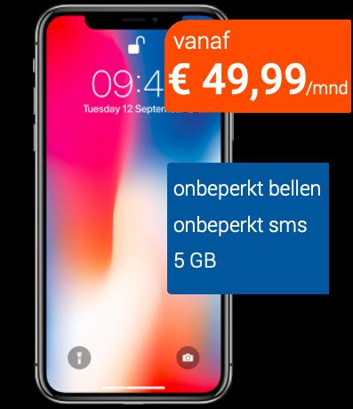 iphone x 64 gb zakelijk tele2