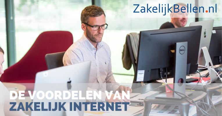 Zakelijk internet voordelen